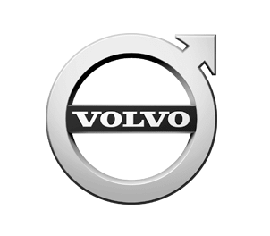 volvo_logo black and white